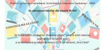 Proiectul ALEGE CARTEA!